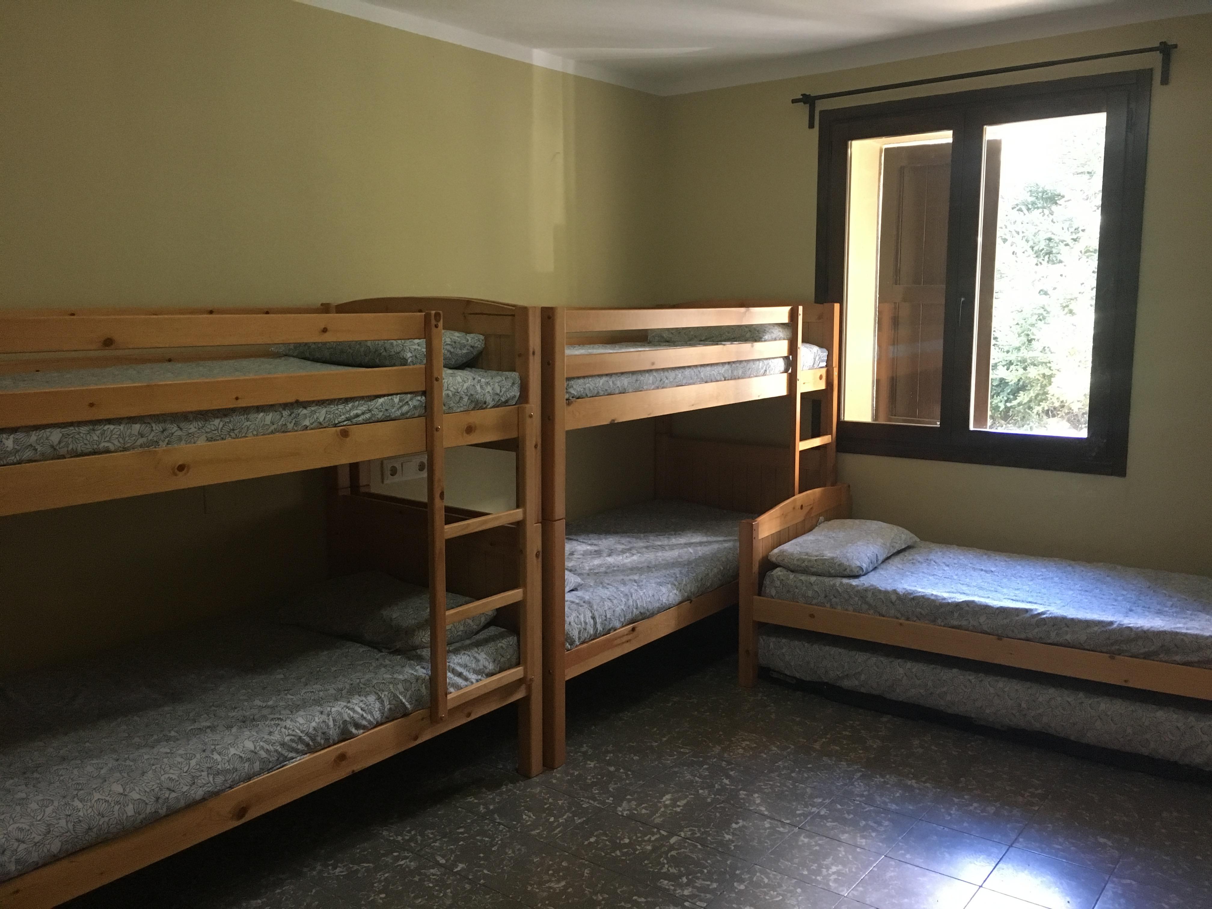 Habitació compartida